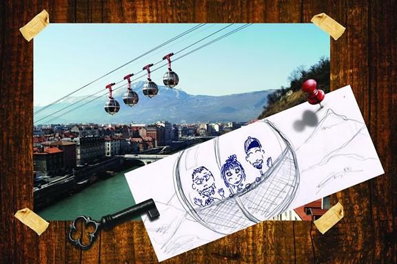 Les Chasseurs Urbains à Grenoble