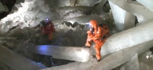 Cueva de los Cristales - Cristaux