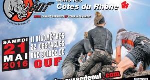Côtes du Rhône : la course de Ouf