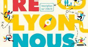 Re Lyon Nous : parcours ludiques- 2016