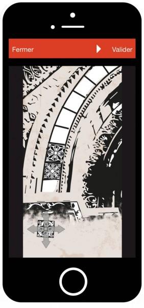 L'inconnu de Montmartre - Aventure urbaine sur Android et iOS