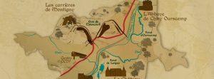 Nord-Compiégnois - A la recherche des deux mains