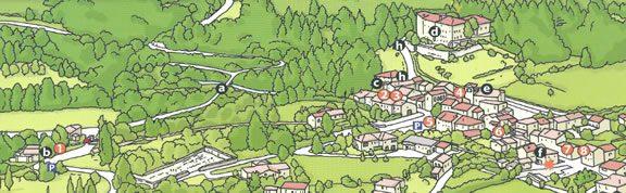 La Carte aux trésors de Boucieu-le-Roi
