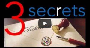 Trois Secrets, chasse au trésor à Suresnes