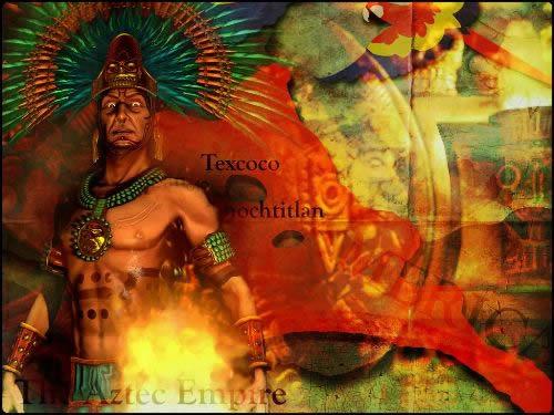Montezuma - Ruinas de la Iglesia de Tacuba - Le trésor aztèque de Montezuma