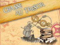 Chasse au trésor- 1.2.3 CAT