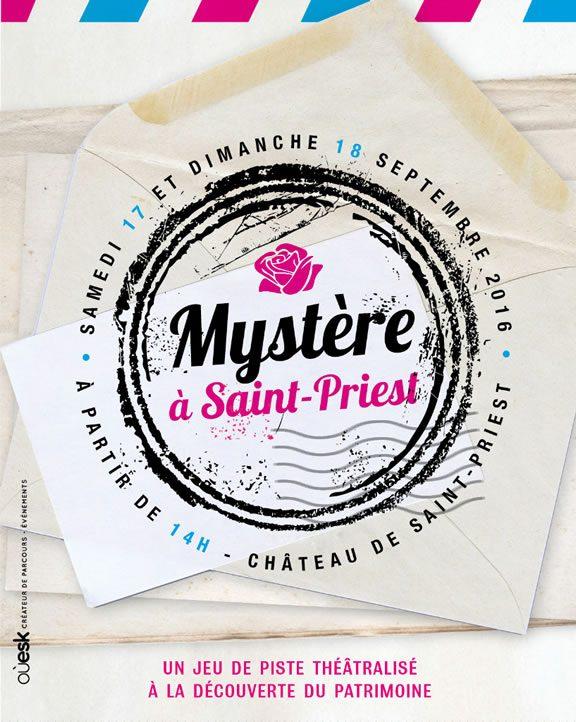 Mystère à Saint-Priest