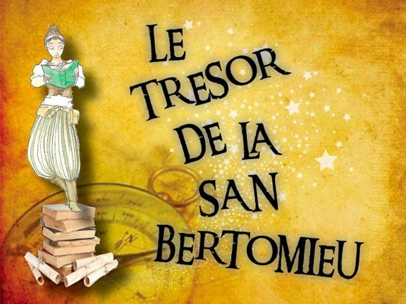 Nice - Chasse au trésor de la Saint-Barthélemy