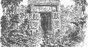 Le mythique temple de Poséidon en Atlantys - Dominique Jongbloed