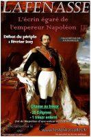 L'écrin égaré de l'empereur Napoléon III - Chasse au trésor