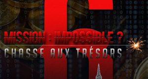 Saint-James Événements - Chasse aux trésors 2017 - Mission impossible 2