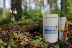 Geocache - Geocaching