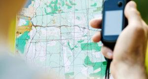 GPS - Carte - Orientation