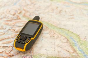 GPS - Carte - Orientation - Géolocalisation