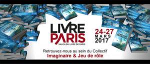 InCarnatis au salon Livre Paris 2017