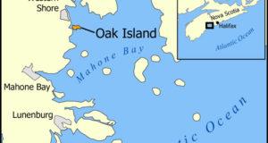 Oak Island - L'île aux chênes