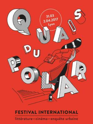 Lyon - Quai du Polar 2017