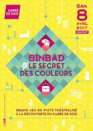 Sinbad et le secret des couleurs