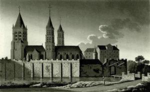 Dominique JONGBLOED - Abbaye Saint-Germain-des-Prés