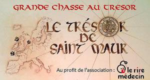 Le Trésor de Saint-Maur - Chasse au trésor 2017