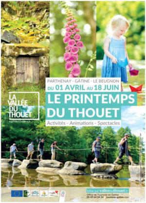 Printemps du Thouet