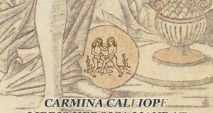 Carmina Calliope libris heroica mandat