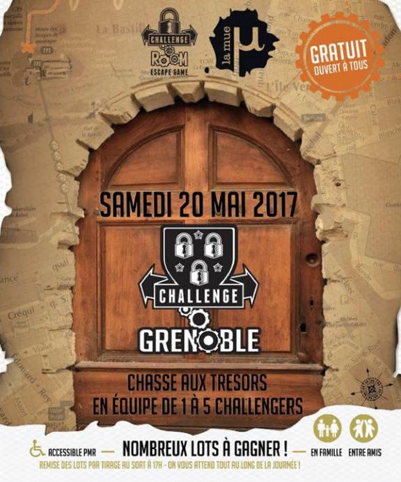 Challenge Grenoble 2017