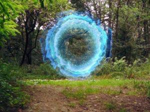 Le Portail Magique