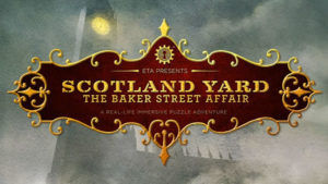 Scotland Yard: The Baker Street Affair