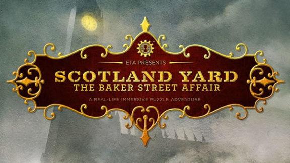 Scotland Yard: The Baker Street Affair