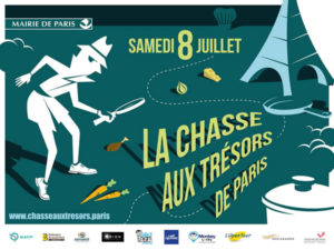 La Chasse aux Trésors de Paris 2017