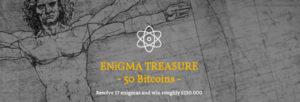 ENiGMA TREASURE - Chasse au trésor mondiale