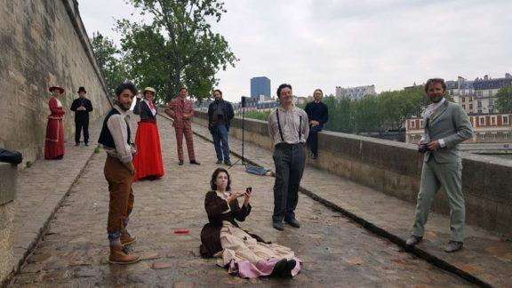 Paris- L'inconnue de la Seine, enquête spatio-temporelle