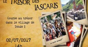 Tende - Vallée de la Roya - Le trésor des Lascaris - Course au trésor