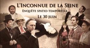 Apéro - Jeu de piste spatio-temporel #3 L'inconnue de la Seine