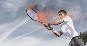 16 raquettes de tennis sont cachées dans Paris - #WILSONGO