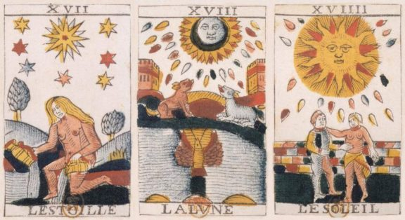CenTropoS - XVII - XVIII - XVIIII - Tarot de Marseille