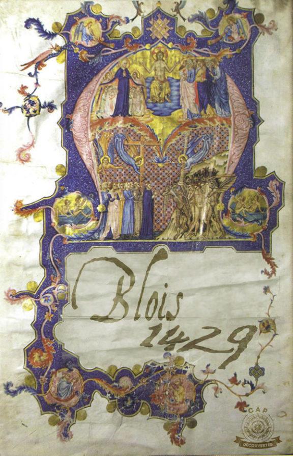 Blois 1429 - Cap Découvertes