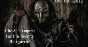 Chasse au trésor sur l'Île Sainte-Marguerite - Le masque de fer