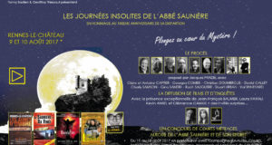 Festival du Film Insolite de Rennes-le-Château 2017
