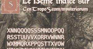 Chasse au trésor CenTropoS - ANGELICA