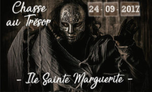 Chasse au trésor sur l'Île Sainte-Marguerite