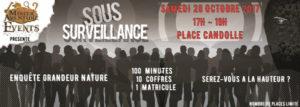 Sous surveillance - Enquête grandeur nature à Montpellier