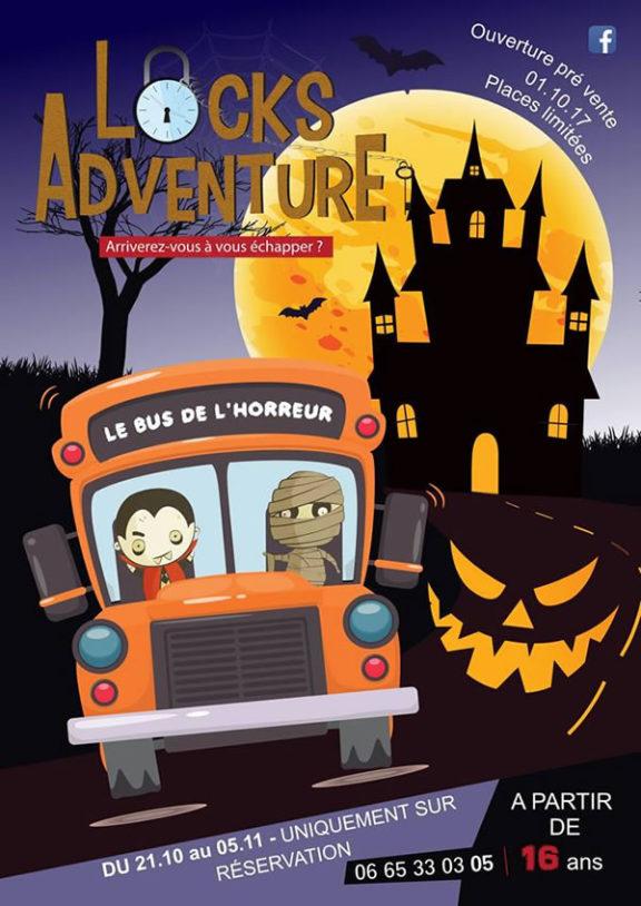 Live Escape Game en Alsace : un scénario spécial halloween