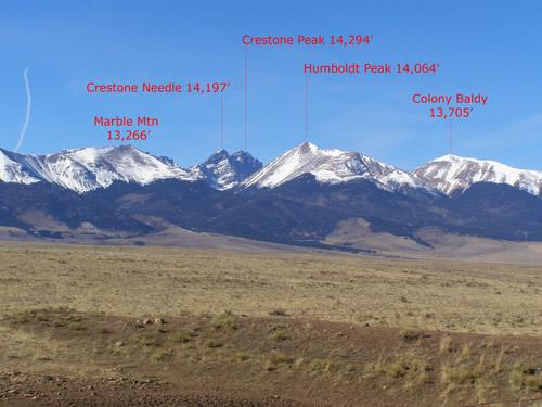 Marble Mountains Colorado - Dominique Jongbloed