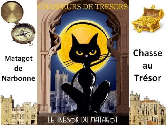 Narbonne : le Trésor du Matagot