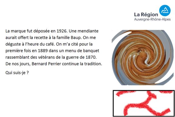 Les saveurs de France : Auvergne Rhône Alpes