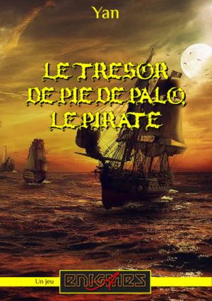 Enigmaes - Le trésor de Pié de Palo, le pirate
