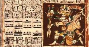 Le code maya déchiffré