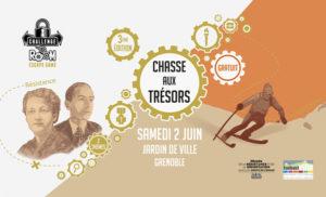 Challenge Grenoble 2018 - La chasse au trésor